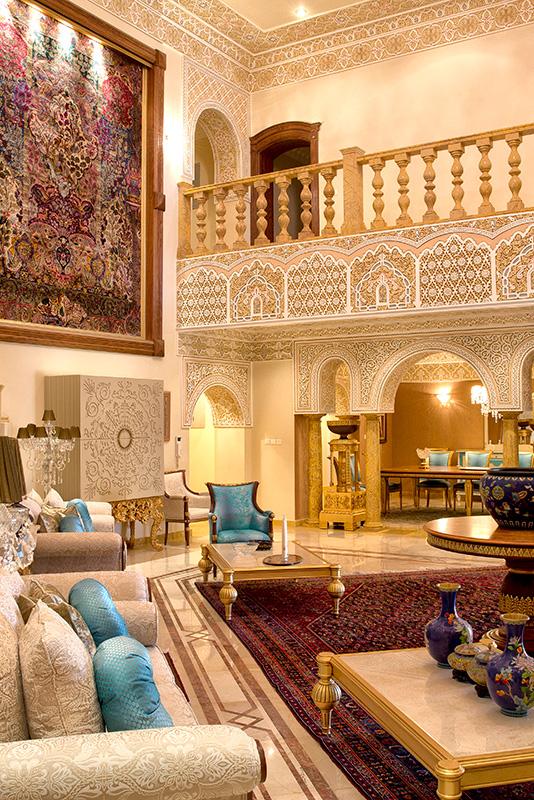 Alexandra´s Jordan Palace